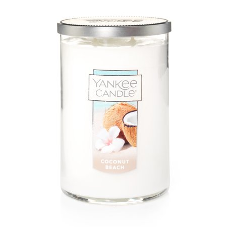 - Yankee Candle Coconut Beach - Large 2-Wick Tumbler Candle