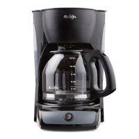 Mr. Coffee 12-Cup Switch Coffee Maker, Black (CG13)