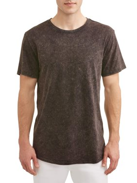 George Men's Elongated Tee Up to 5XL