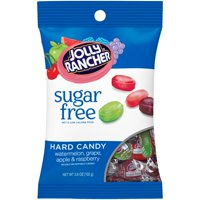 Jolly Rancher Sugar-Free Assorted Flavors Hard Candy, 3.6 Oz.