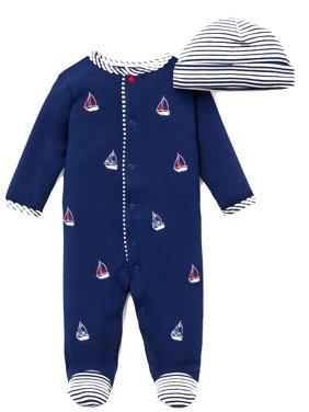 a8c275603 LTM BABY Baby Boys Pajamas - Walmart.com