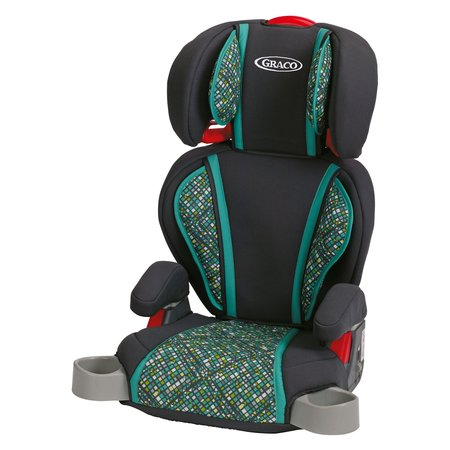 Graco High Back TurboBooster High Back Booster Car Seat,