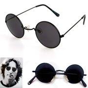 484c1d0cfe 1 John Lennon Sunglasses Classic Retro Round Shades Retro Vintage Hippie  Lenses