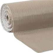 Duck Smooth Top Easy Liner 20 In. x 24 Ft. Shelf Liner, Taupe