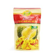 King Fruit -Type 1 Vacuum Freeze Dried Durian Fruit - 100% Natural/ No Cholesterol