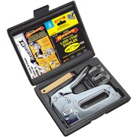 Arrow Fastener Co. T50VP Heavy Duty Staple Gun Kit