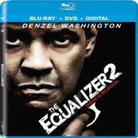 The Equalizer 2 (Blu-ray + DVD + Digital Copy)