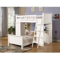 Willoughby Loft Bed and Twin Bed