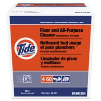 Tide Professional Floor and All-Purpose Cleaner, 36lb Box