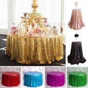 51833c8fea097 Sparkle Sequin Round Tablecloths
