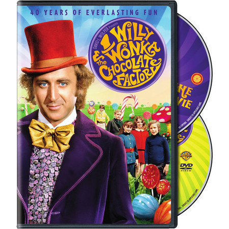 Willy Wonka and the Chocolate Factory (40th Anniversary Edition) (Willy Wonka And The Chocolate Factory Author)