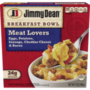 3c2f1449873 Jimmy Dean® Meat Lovers Breakfast Bowl, 7 oz.