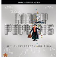 Mary Poppins (50th Anniversary Edition) (DVD + Digital Copy)