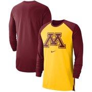 fb3bc101b Minnesota Golden Gophers Nike On-Court Basketball Elite Performance Long  Sleeve T-Shirt -