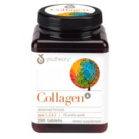 Youtheory Collagen Advanced 1, 2 & 3, 290 ct (1 bottle)