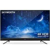 "Skyworth 55"" Class 4K Ultra HD (2160P) U5 Series Smart Android LED TV (55U5A)"