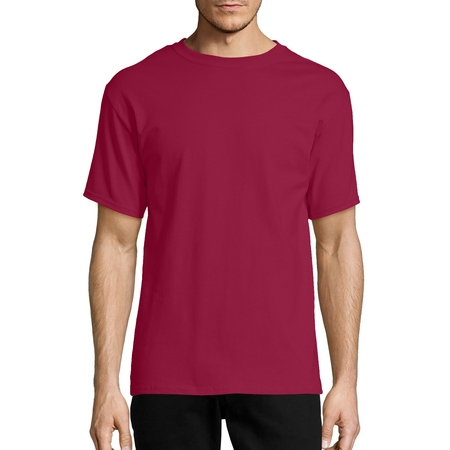 Big Men's Tagless Short Sleeve (Spandex Vintage T-shirt)