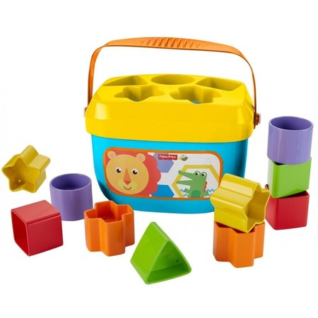 Fisher-Price Baby's First Blocks](Toddler Toy)