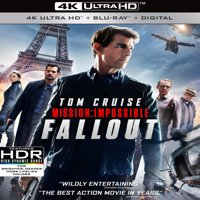 Mission: Impossible - Fallout (4K Ultra HD + Blu-ray + Digital Copy)