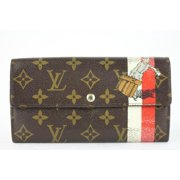 44471ab16135 Louis Vuitton Groom Bellboy Sarah Wallet 1LVDG6917
