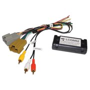 Pac Lcgm52 Radio Replacement Interface For 2016 2017 Select Gm Trucks With 7 Display