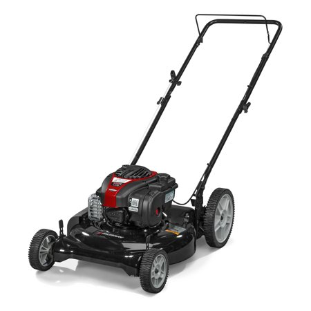 Murray 21 in. Briggs & Stratton 125cc 2-in-1 High Wheel Lawn Mower