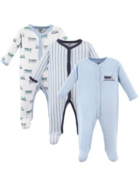 Baby Boy Sleep 'N Play, 3-pack