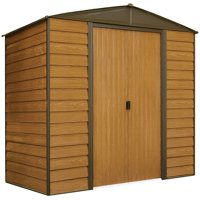 ARROW SHEDS WR106 WOODRIDGE SHED 10FT X 6FT