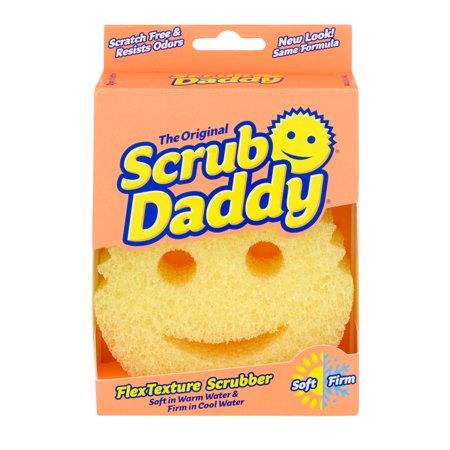 - Scrub Daddy FlexTexture Scrubber, 1 Count