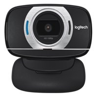 Logitech Full HD Portable Webcam