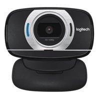 Logitech Full HD Portable Webcam