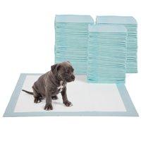 Paws & Pals Paws & Pals Pet Puppy Potty Pads, 5-Layer Durable, Leak-proof Training Pads