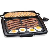 Presto Cool-touch Electric Griddle/Warmer Plus 07023