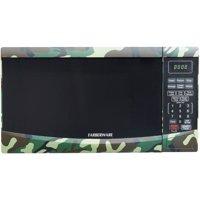 Farberware Classic FMO09BBTDMA 0.9 Cu. Ft 900-Watt Microwave Oven, Camouflage