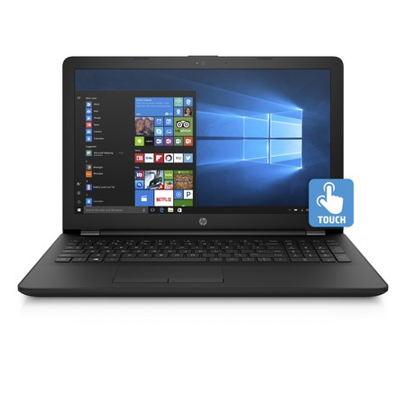 "HP Notebook 15-bs289wm, 15.6"" HD Touchscreen, Intel Pentium N5000, 4GB RAM, 1TB HDD, Windows 10 Home"