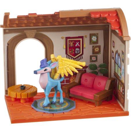 Animal Jam Small House with Exclusive Figure](Animal Jam Cake)