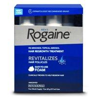 Rogaine Men's Hair Regrowth Treatment Foam