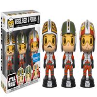 Funko POP! Star Wars: X-Wing Pilots 3-Pack