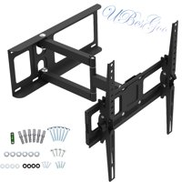 UBesGoo Full Motion TV wall mount Bracket 32 39 40 42 46 47 50 Inch LED LCD Flat Screen