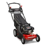 Snapper HI VAC 21 Inch Commercial Self Propelled Bagged Lawn Mower   MOW-7800849