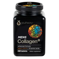 Youtheory Men's Collagen Advanced 290ct