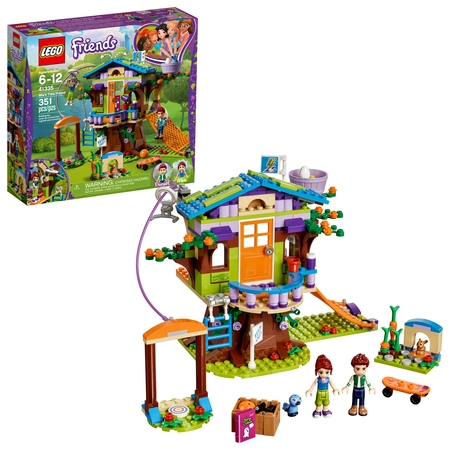 LEGO Friends Mia's Tree House 41335 Building Set (351 Pieces) - Lego Banner