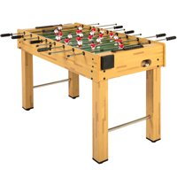 """Best Choice Products 48"""" Foosball Table Competition Sized Soccer Arcade Game Room"""