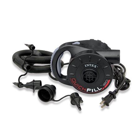 Intex 120V Quick-Fill AC Electric Air Pump, 38.9CFM Max. Air Flow (Griffeys Air Max 2)