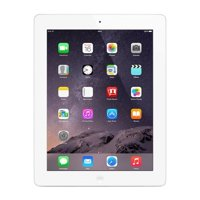 Apple iPad 4 with Wi-Fi 32GB - White (Certified Refurbished)
