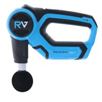 Recovery Volt Professional Hand Held Muscle Massager – Deep Tissue Massaging Gun, Blue