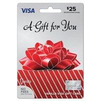 Vanilla Visa $25 Gift Card