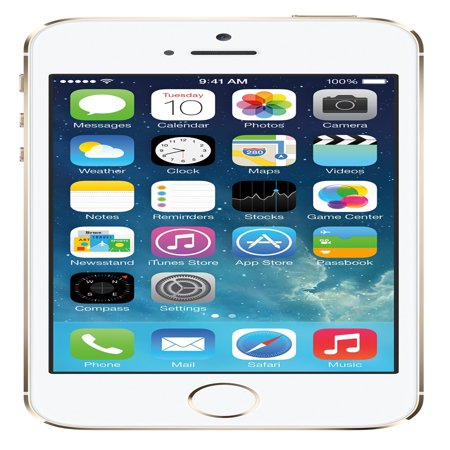 Refurbished Apple iPhone 5s 32GB, Gold - Unlocked GSM](sell iphone 5s 64gb unlocked)