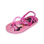 dce0638f25b Disney Minnie Mouse Girls  Sandals (Sizes 5 ...