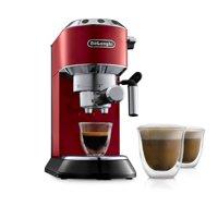 De'Longhi Dedica EC680 15 Bar Stainless Steel Slim Espresso and Cappuccino Machine with Advanced Cappuccino System
